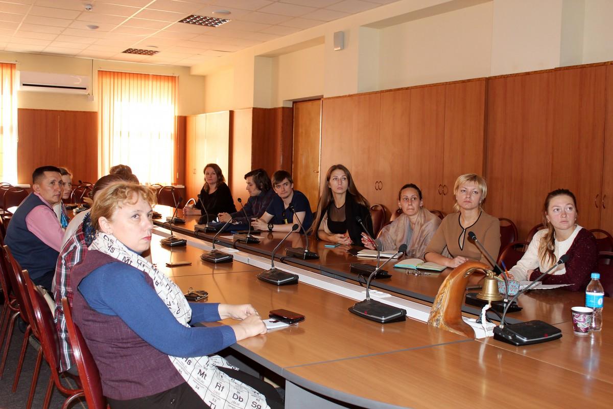 Elsevier Training Seminar for graduate students