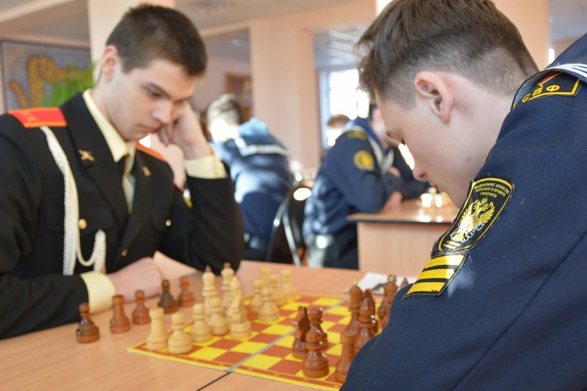 Friendly Chess Match