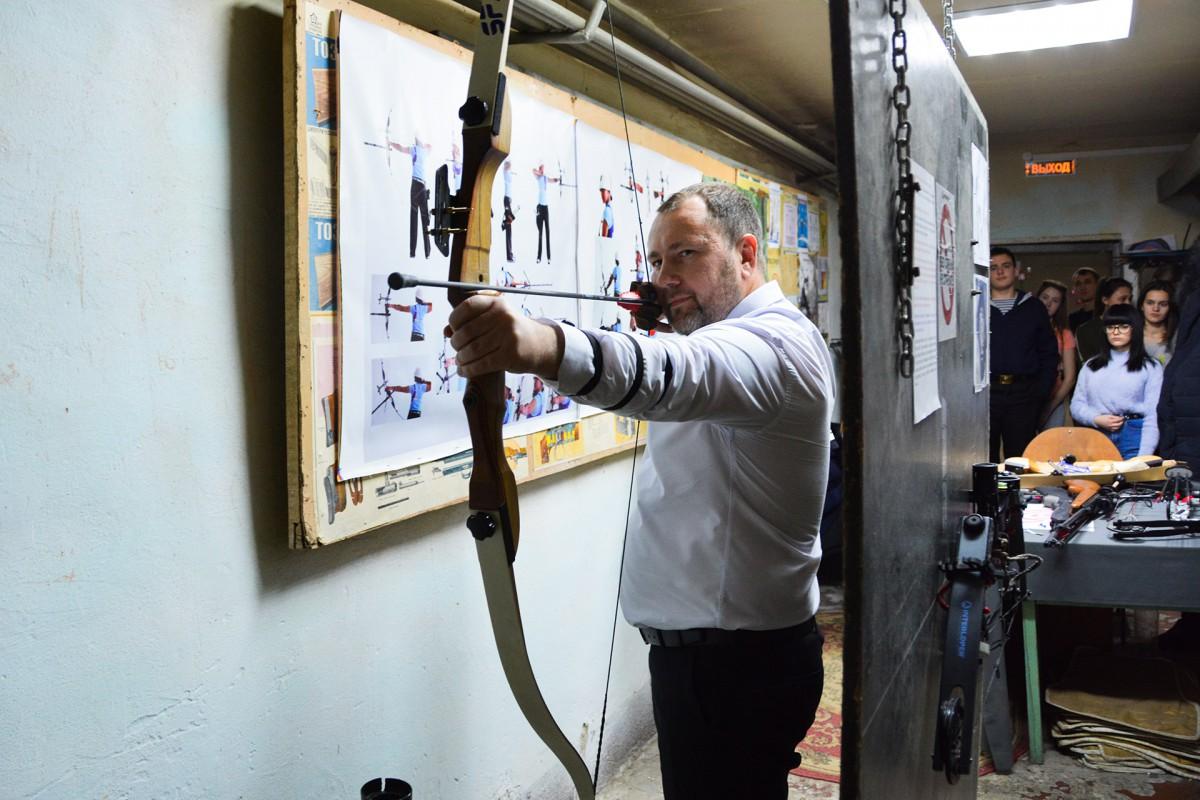 Shooting teams competition Amur Arrows - 2020