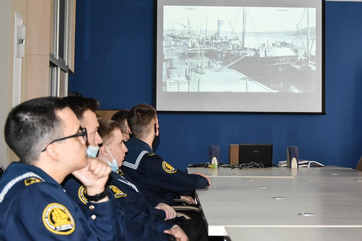 Skipper Gek - the mentor of the Far Eastern sailors